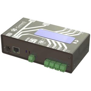 Módulo I/O Comm5 com 4 entradas e 4 saídas e display