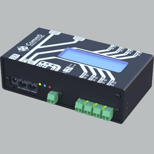 Módulo I/O MA-2000-2FX